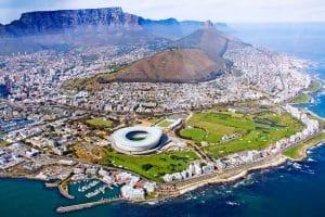 เที่ยวแอฟริกาใต้