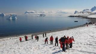 เที่ยวโซนขั้วโลก