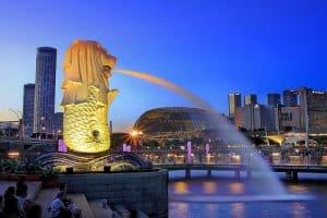 5 ที่เที่ยวสิงคโปร์